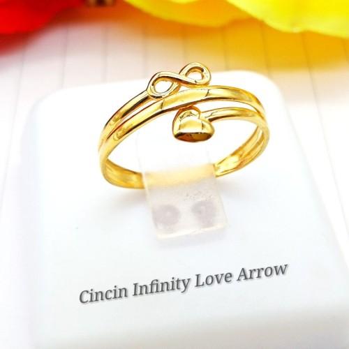 CINCIN INFINITY LOVE ARROW