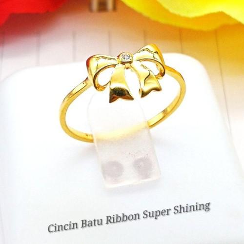 CINCIN BATU RIBBON SUPER SHINING